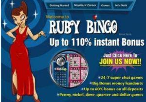 ruby bingo